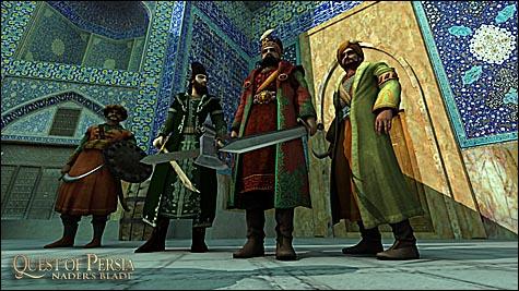 شمشیر نادر